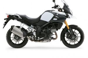 V-Strom 1000 ABS zwart